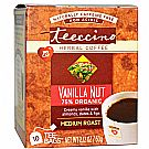 Teeccino Herbal Coffee Vanilla Nut Medium Roast