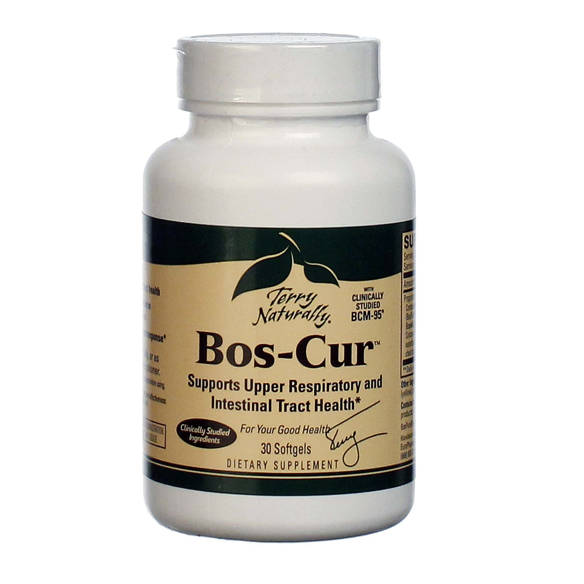 Terry Naturally Bos Cur 30 Softgels