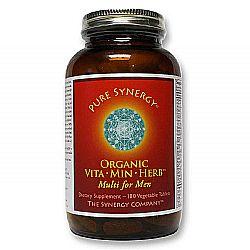 The Synergy Company Vita Min Herb Multi For Men