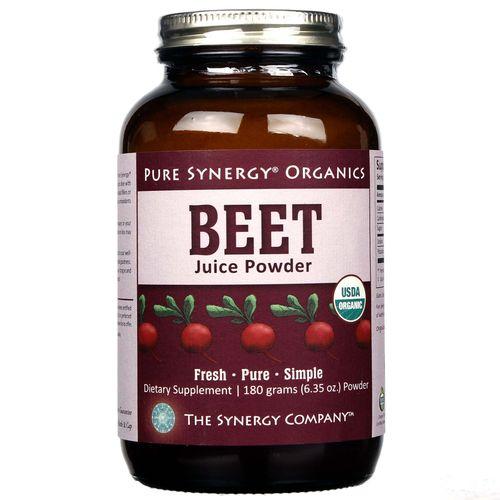 The Synergy Company Beet Juice Powder 180 G Evitamins Com