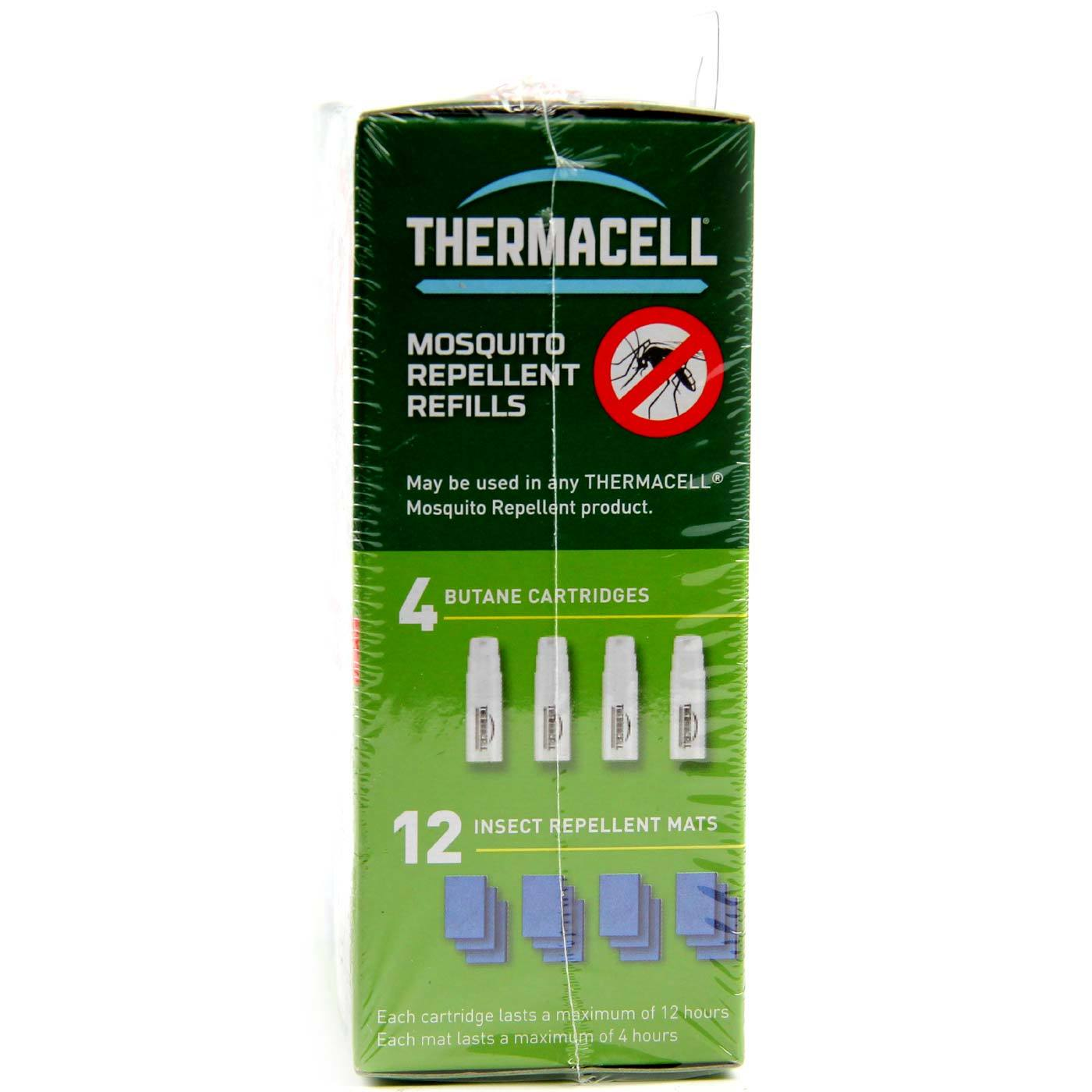 Thermacell Mosqutio Repellent Refills 4 Butane