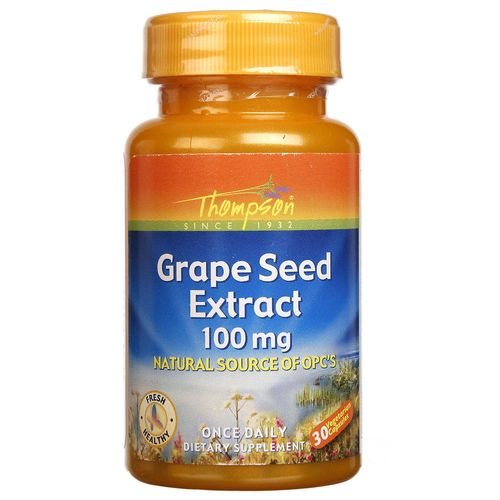 how to take grape seed extract