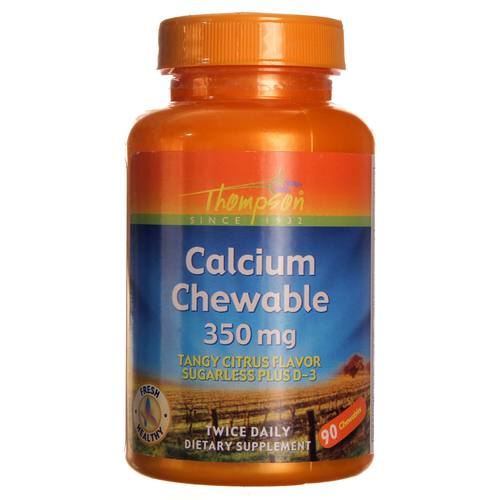 Coral Calcium Chewable 350 mg