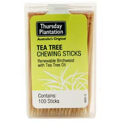 Tea Tree Australian Chewing Sticks