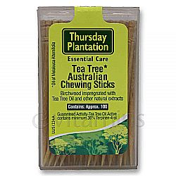Tea Tree Australian Chewing Sticks Original