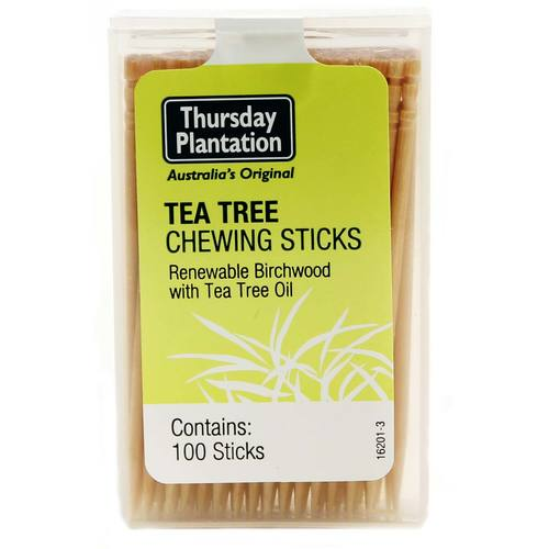 Tea Tree Australian Chewing Sticks