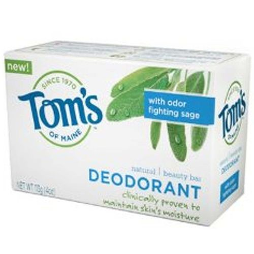 Tom S Of Maine Natural Deodorant Bar Soap