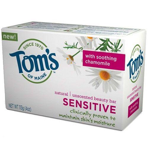 Tom S Of Maine Natural Beauty Bar Sensitive