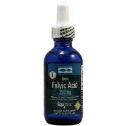 trace minerals fulvic acid