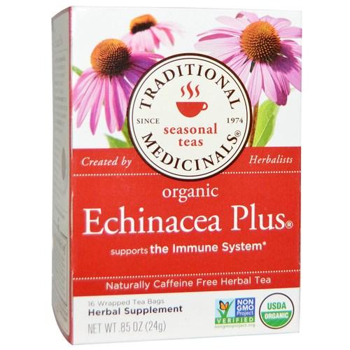 Organic Echinacea Plus Tea