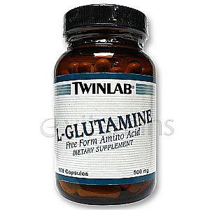 L-Glutamine 500 mg