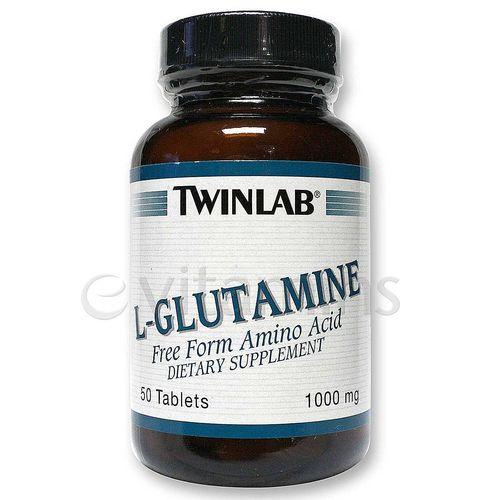 L-Glutamine 1000 mg.