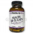 Twinlab Niacin (B-3) 1000 mg Caps