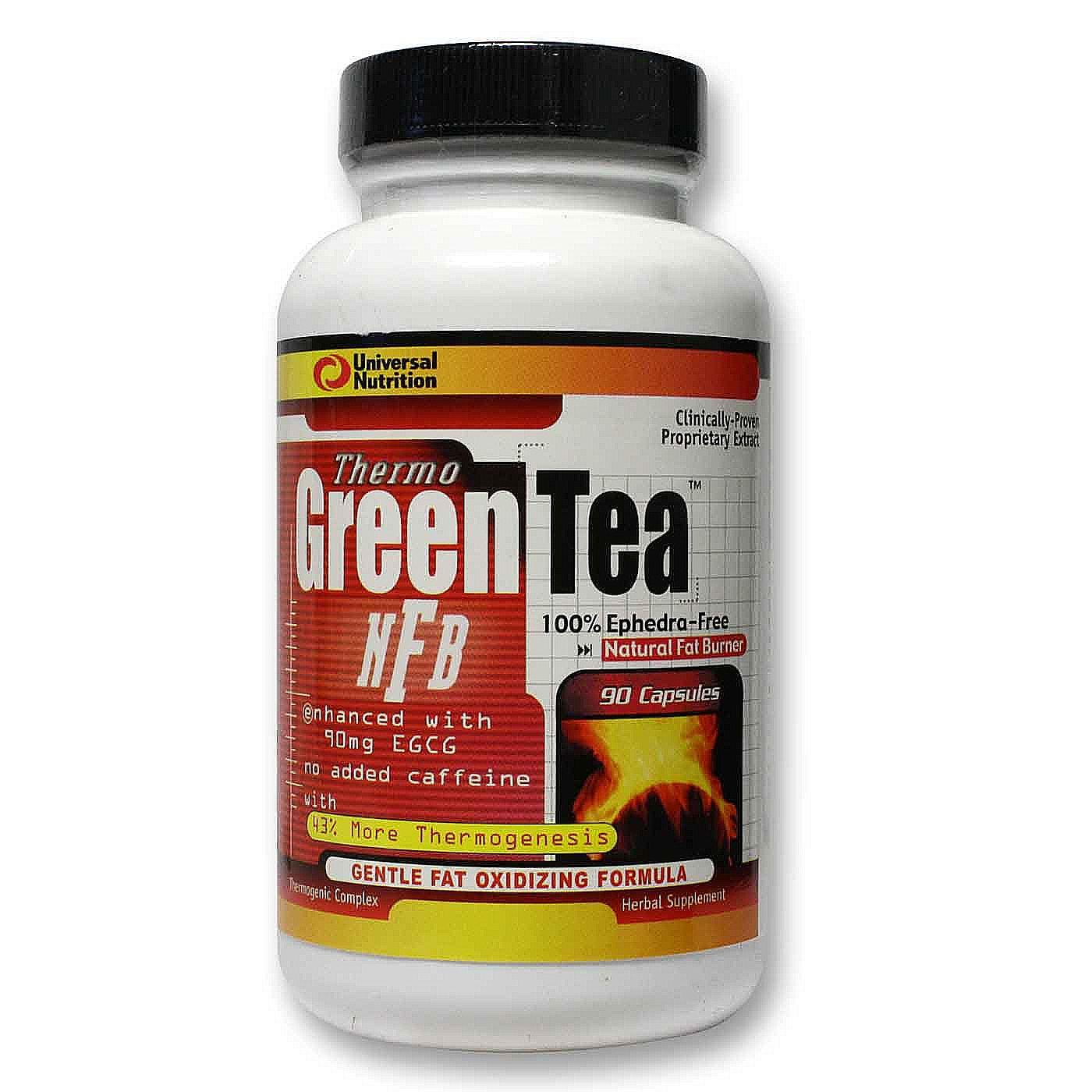Thermo green tea