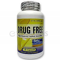 VitaLabs Drug Free