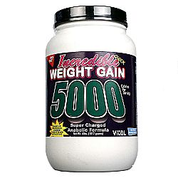 Incredible Quick Weight Gain 5000