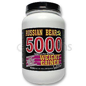 Russian Bear 5000