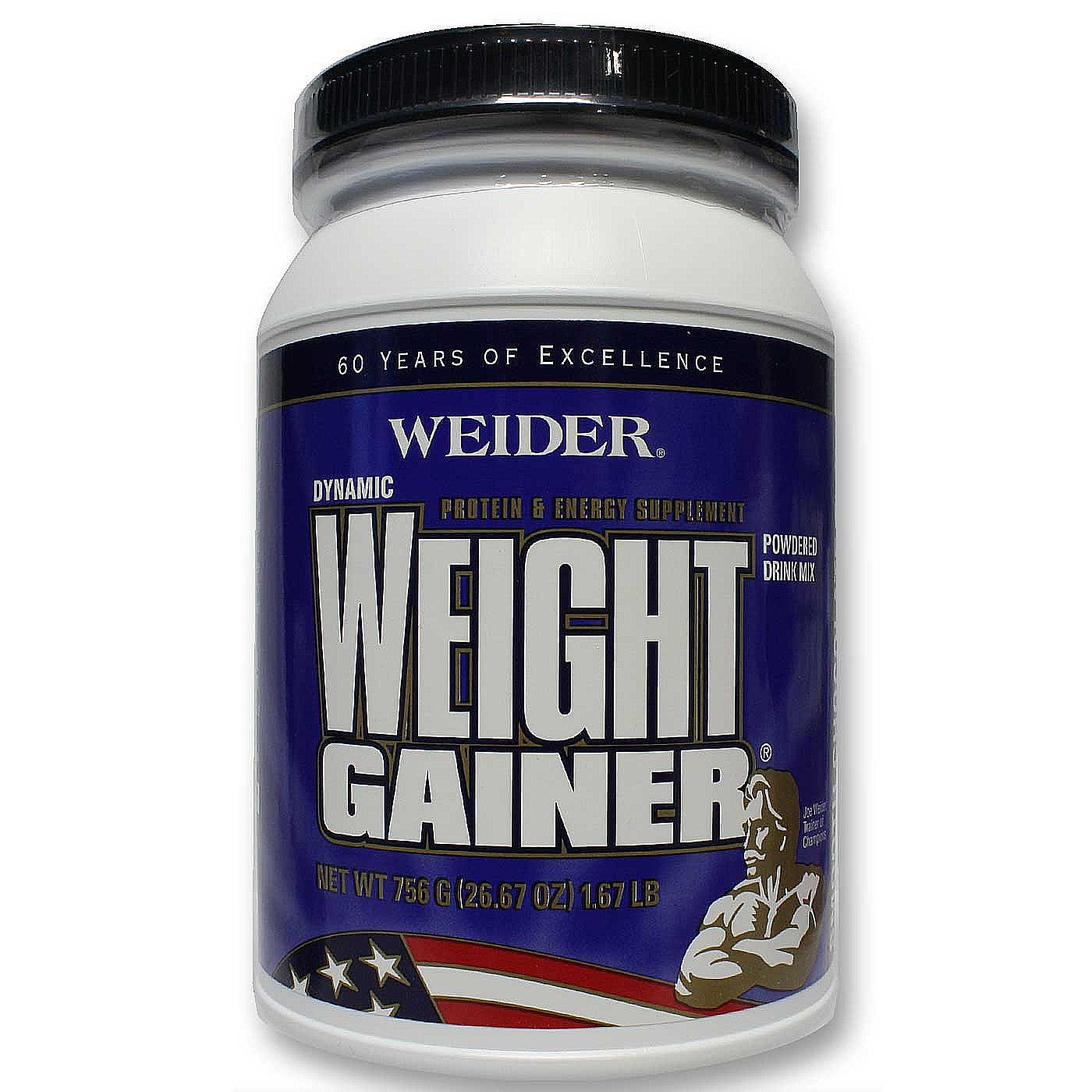 Weider Dynamic Weight Gainer, ...
