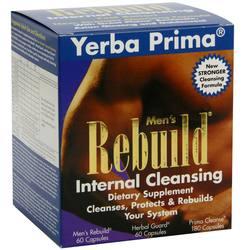 Yerba Prima Men's Rebuild Internal Cleansing System