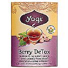 Yogi Tea Organic Teas Berry DeTox Tea