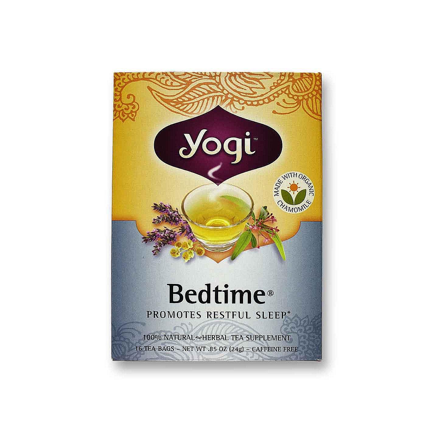 Evitamins Com Yogi Tea Organic Teas Bedtime Organic Tea
