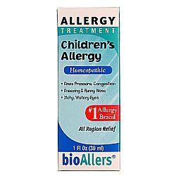 bioAllers Children's Allergy