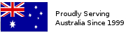 Proudly Serving Australia Since 1999