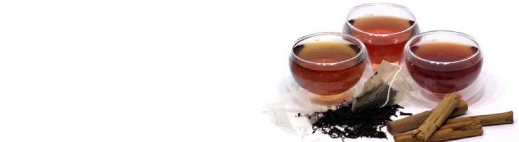 Tea helps relieve the pain from sinus headaches