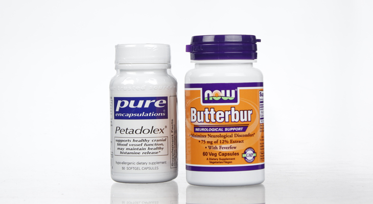 Migraines can be an excruciatingly painful illness. Incorporating a  butterbur supplement into your healthcare routine may be able to  provide natural preventative action.