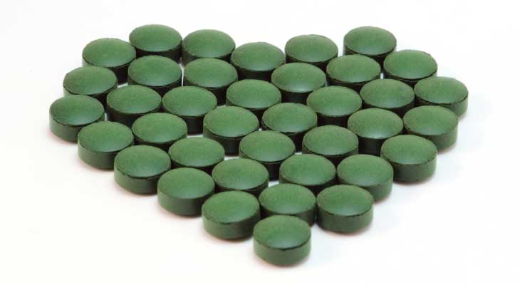 Green foods and plants like algae have long been used for their health 