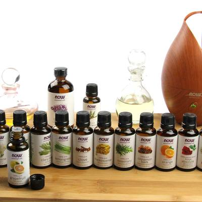 We offer a wide array of essential oils