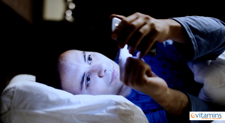 Are you addicted to your cell phone? Keep reading to learn how parting ways with your phone earlier in the evening could lead to better sleep.