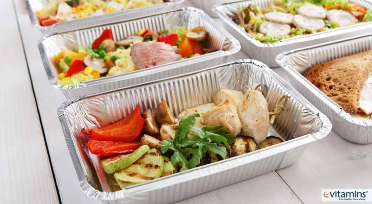If your News Years Resolution is to eat right then try these Meal Prep tips! We've got the basics for your to start cooking your meals in advanced and eating better right away.