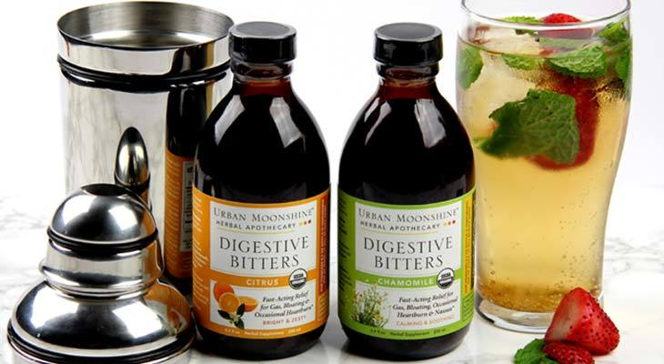 Create A Weekend Mocktail With Bitters Evitaminscom