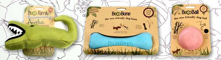 Organic Pet Care Toys