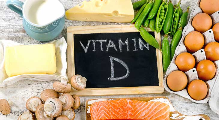 Vitamin D is crucial for the body and weaker, shorter periods of sunlight in the winter make it harder to get. Here