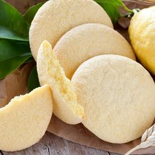 Add chamomile to your favorite shortbread recipe!