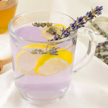 Lavender is a great way to relax this summer.