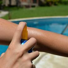 There's a lot of choices to think about when choosing a sunscreen like mineral or chemical, lotion or spray sunscreens. Learn what's healthy and why.