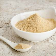 Try maca root to boost immunity, iron and sperm rate for better chance at pregnancy
