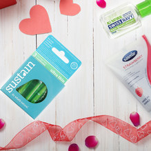 Choose the right lubricant and condom for your sex life this Valentine's Day