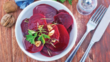 Beets Support Blood Pressure, Brain Health