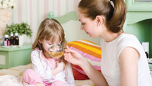 The Best Home Remedies for Sick Children