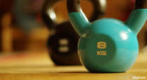 The Basics of Exercising with a Kettlebell