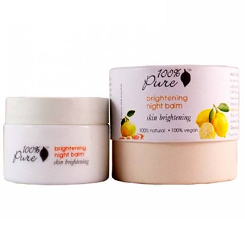 Brightening Night Balm