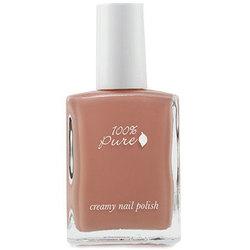 100 Percent Pure Creamy Nail Polish