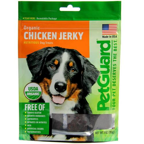 Organic Chicken Jerky