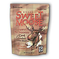 1st Step for Energy Cocoa- Sweet Moose Single Dk Choc