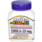 21st Century DHEA - 25 mg - 90 Compresse