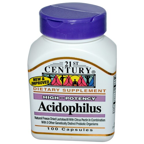 High-Potency Acidophilus